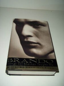 Brando- Songs my Mother Taught Me with Robert Lindsey 1st Ed.