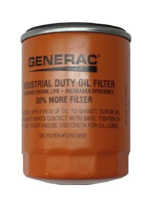 Generac 070185e Oem Generator Oil Filter 070185es Orange