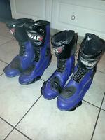 Bilt MX Boots For On or Off Road Fits Size 11 to 12