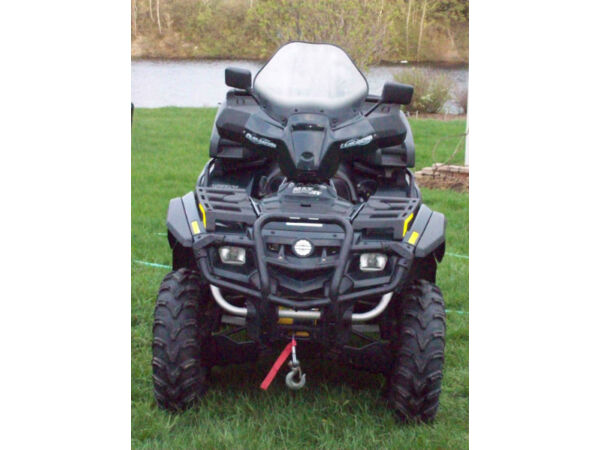 Used 2005 Bombardier Outlander max xt 400