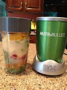 Nutribullet Kitchener / Waterloo Kitchener Area image 1