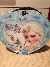 Frozen vanity case