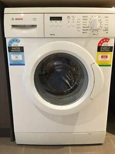 2 years 6.5kg Front Load Bosch Washing MachineCAN DELIVERY Abbotsford Yarra Area Preview