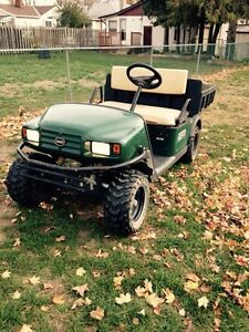 2007 Ez-go utility golf cart