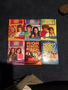High School Musical Books