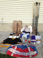 Goalie Equipment For Sale