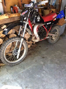 Yz80 with ownership