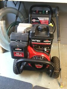 Intek 10HP pressure washer  Kitchener / Waterloo Kitchener Area image 2