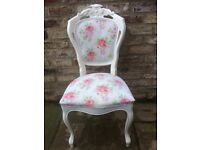 Cath Kidson upholstered chair
