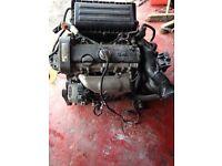 Volkswagen Golf 1.4 2009I engine complete 53k miles