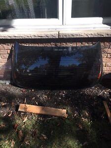 2000 honda civic hatchback windows