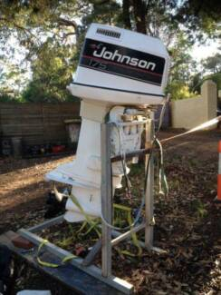 V6 175hp Johnson Outboard Kalamunda Kalamunda Area Preview