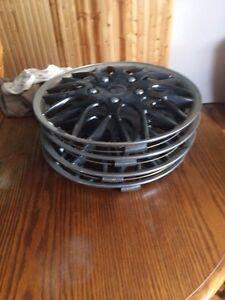 """4 - 16"""" hubcaps"""