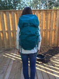 Ladies Short/Standard MEC Mistral 40L pack London Ontario image 3