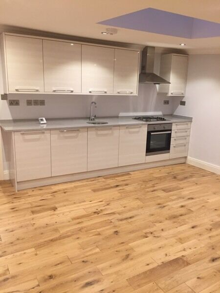 Newly Refurbished Two Bedroom Flat Available in Brixton