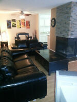 Furnished 2 bdrm + Den, West End Condo - Utilities Included
