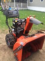 Husqvarna Snowblower 1452e