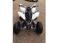 Yamaha raptor 700cc 2008 excellent condition