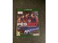 Pro evolution soccer 2017 (Pes) Xbox One