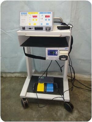 Erbe Icc 200 Electrosurgical Unit Esu W Foot Pedal 240160