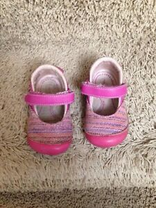 Stride Rite toddler girls size 4 shoes