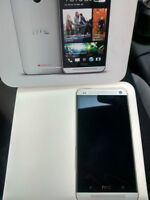 HTC one M7 MINT condition UNLOCKED