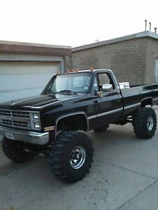 Wanted square body 8' long box and tail gate