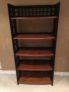 Almost New! Pier One Shelving Unit