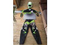 Mx full suit