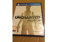 For Sale Uncharted: The Nathan Drake Collection PS4