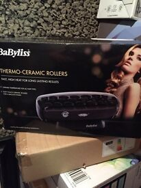 BABYLISS ROLLERS