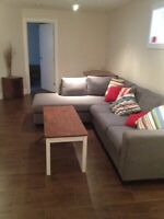 Fully furnished 1 bedroom in Kensington /Hillhurst