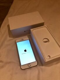 IPhone 6 128gb White Gold