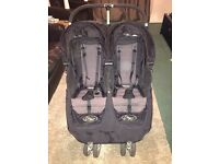 Citi mini double pushchair