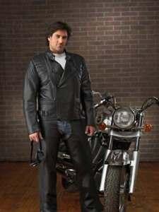 BRISTOL Leather Biker Jackets - Sandy's Saddlery & Western Wear