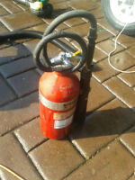 Fire Extinguisher-Heavy Duty and Charged