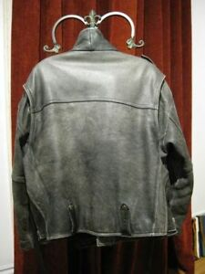 All-Weather Leather Jacket