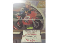 Kids battery operated superbike