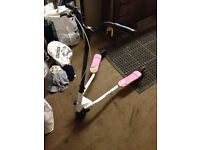 Flicker girls y scooter