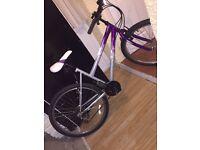 "Ladies 26"" peddle bike"