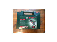 Bosch psr 14.4 v Cordless Drill, Charger & Battery only used once