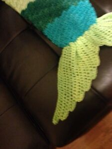 Mermaid tail photo prop for infant Windsor Region Ontario image 4