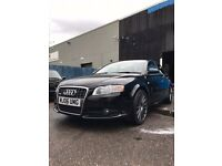 Audi A4 special addition very low milage