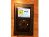 iPod classic (6 generation) 80 gig