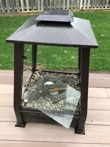 FREE outdoor fire pit