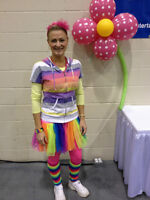 Birthday entertainer - magic, games, face painting, balloons