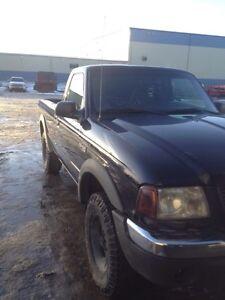 2002 Ford Ranger XLT 4.0 V6