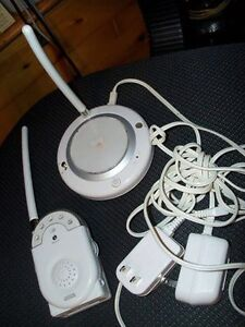 Baby monitor...battery or electric...works well