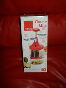 Ronco Chop-o-Matic (NEW - in original box)