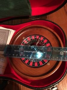 Mini Casino in a guitar case - Roulette/Poker London Ontario image 5